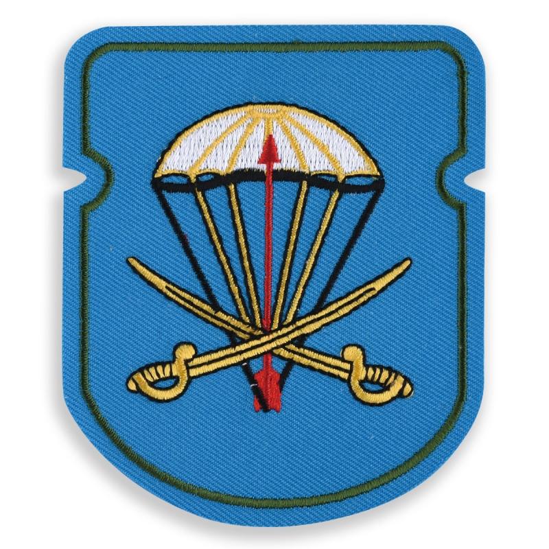 """Вышитый нарукавный знак ВДВ """"91 отдельный десантно-штурмовой батальон"""""""