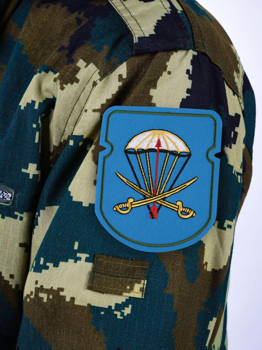 """Нарукавный знак ВДВ """"91 отдельный десантно-штурмовой батальон"""""""