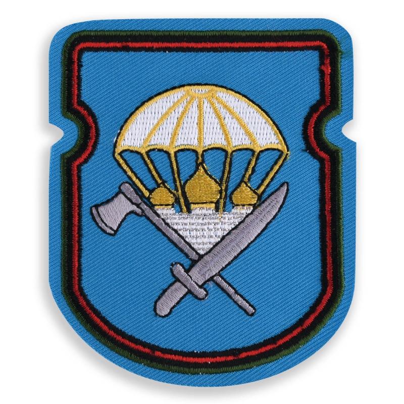"""Купить нашивки """"388-й отдельный инженерно-сапёрный батальон 106-ой ВДД"""""""