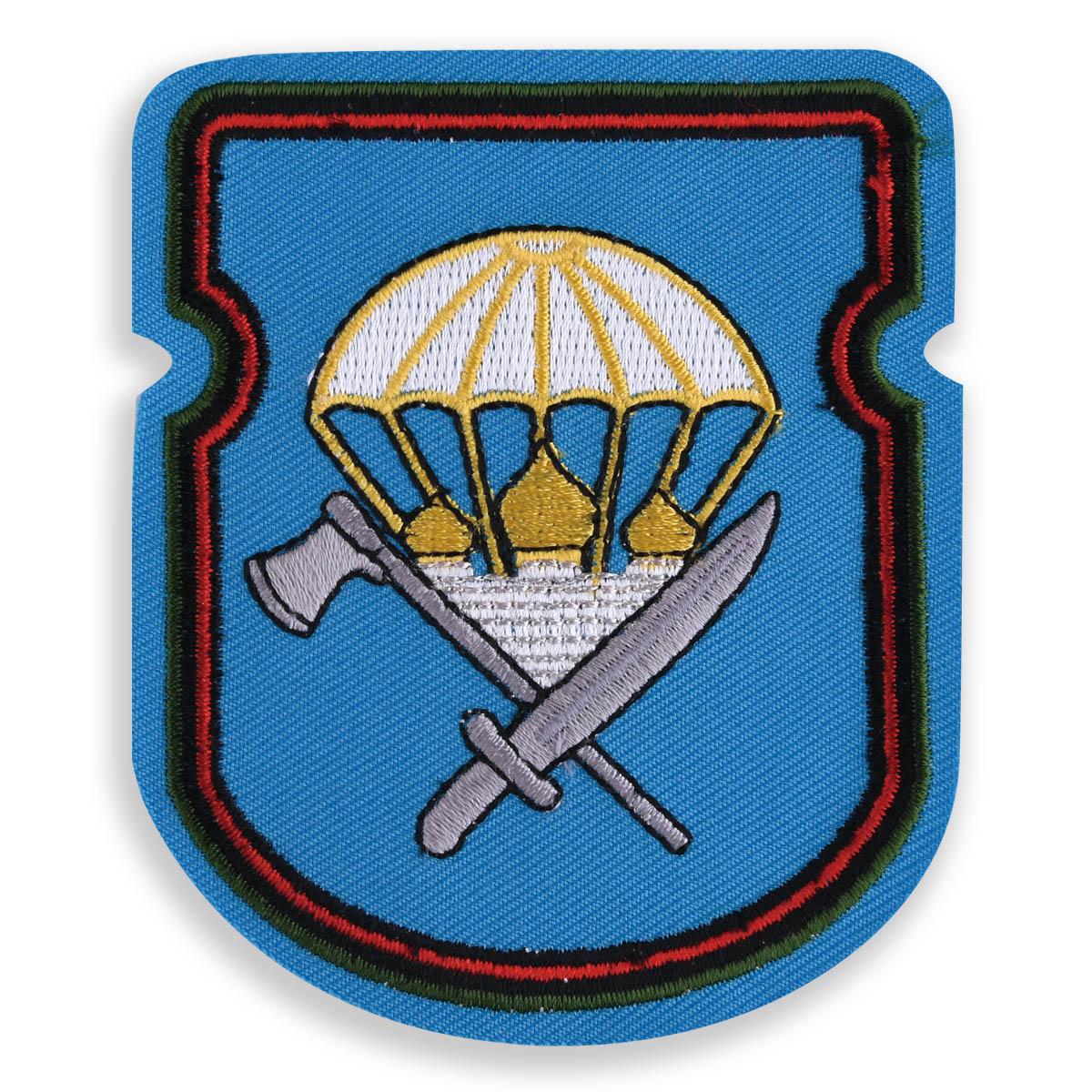 """Нашивка """"388-й отдельный инженерно-сапёрный батальон 106-ой ВДД"""""""