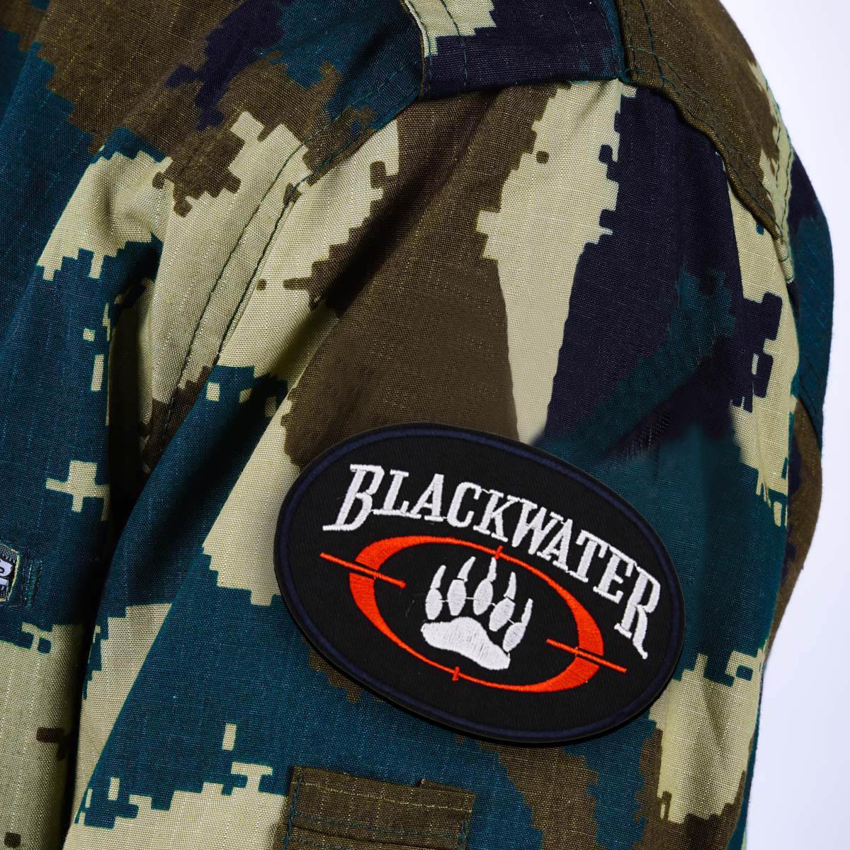 "Нашивка ""Blackwater"""