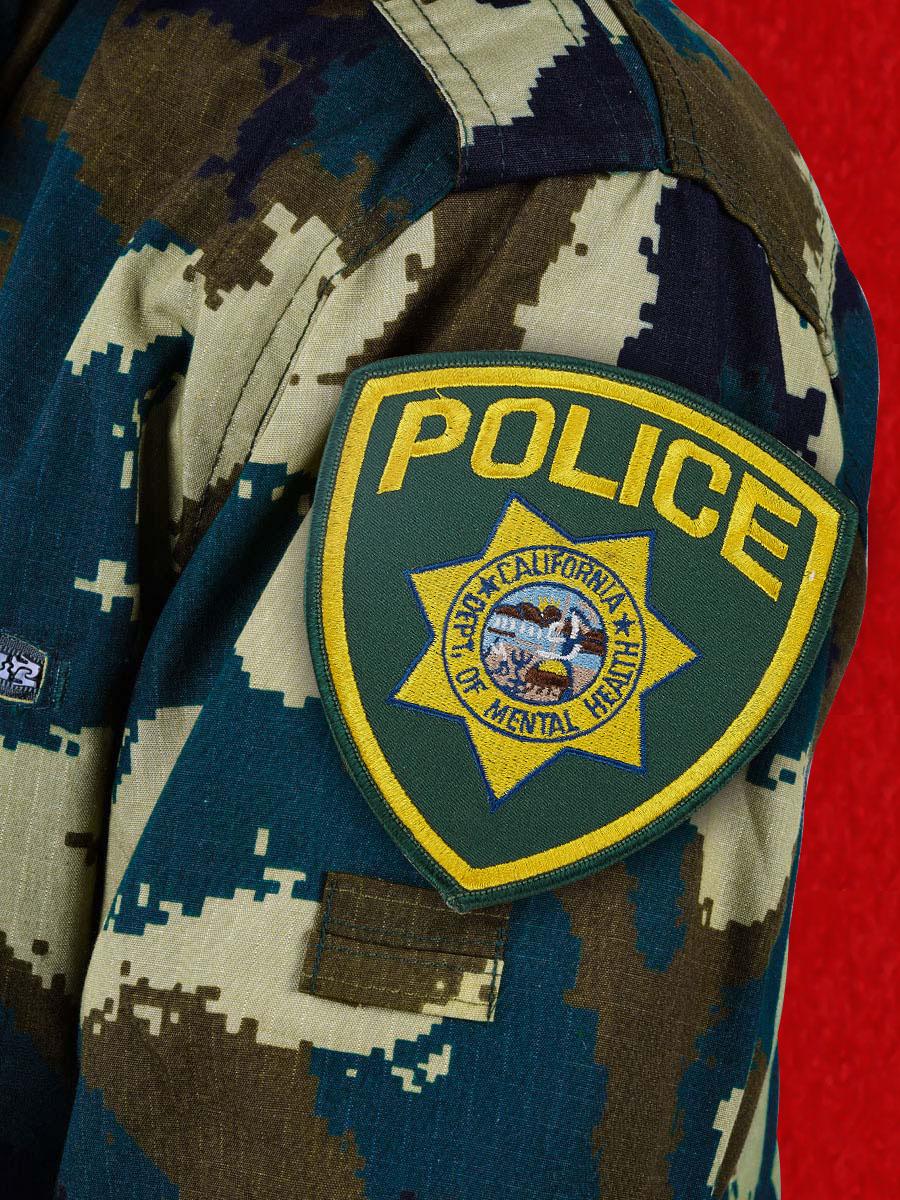 Нашивка Департамента полиции Калифорнии