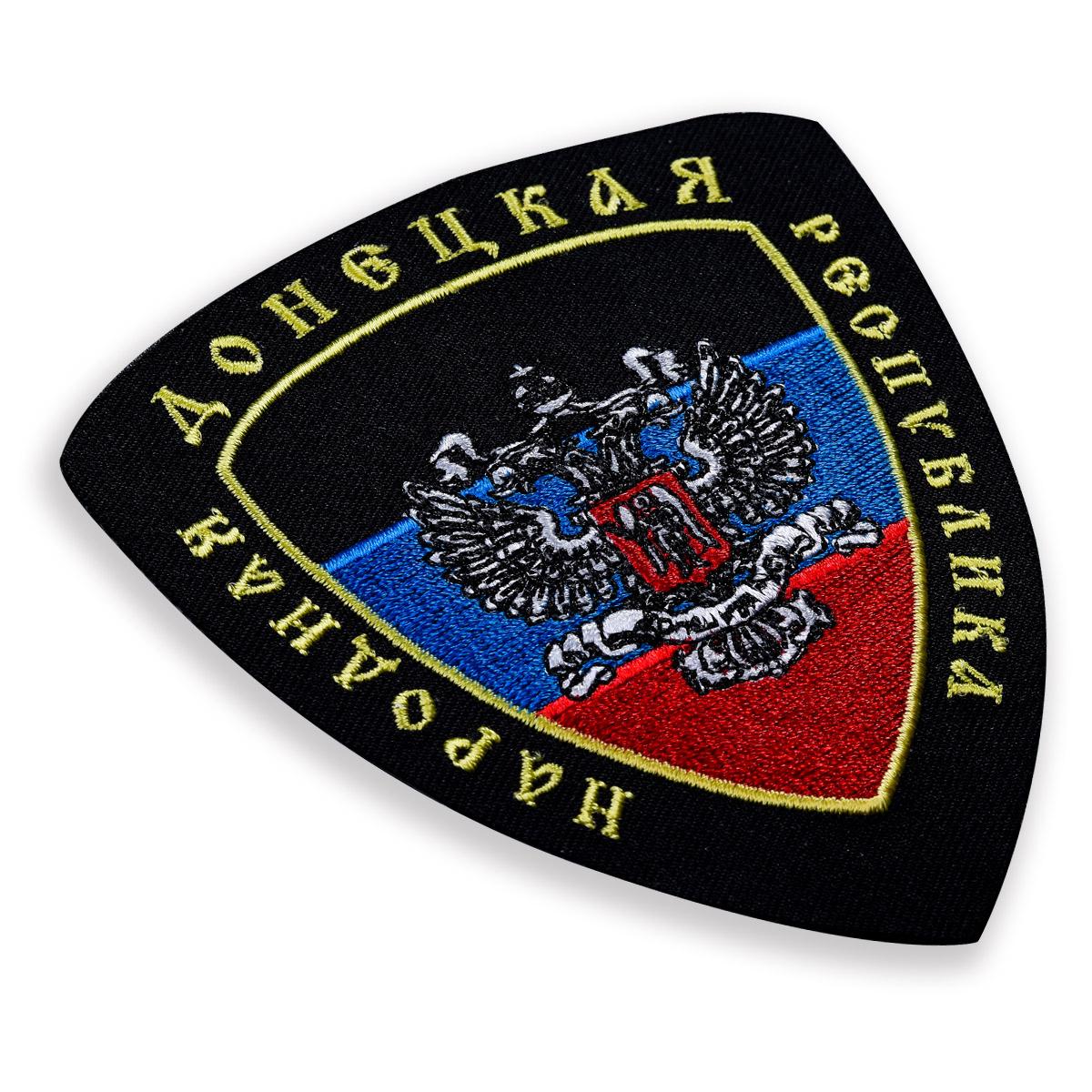 Нашивка ДНР