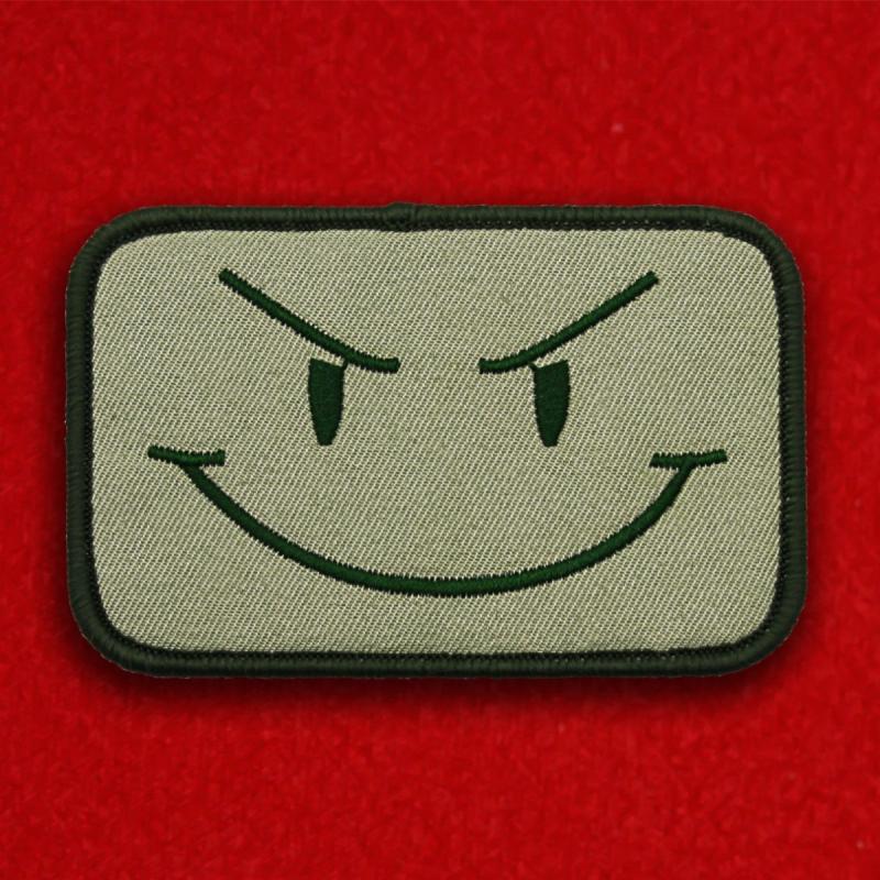 """Купить нашивки """"Evil Smile"""" с доставкой"""