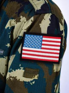 Нашивка флаг США