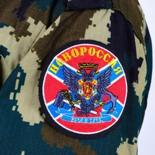 Нашивка с флагом Новороссии