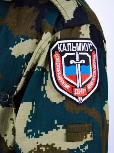 "Нашивка батальона ДНР ""Кальмиус"""