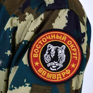 """Нашивка ВВ МВД """"Восточный военный округ"""""""