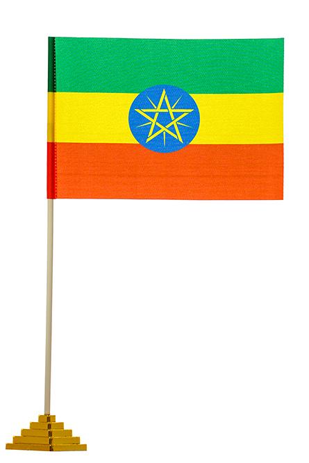 Настольный флаг Эфиопии