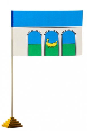 Настольный флаг города Мытищи