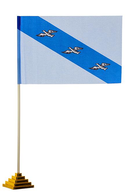 Настольный флаг Курска