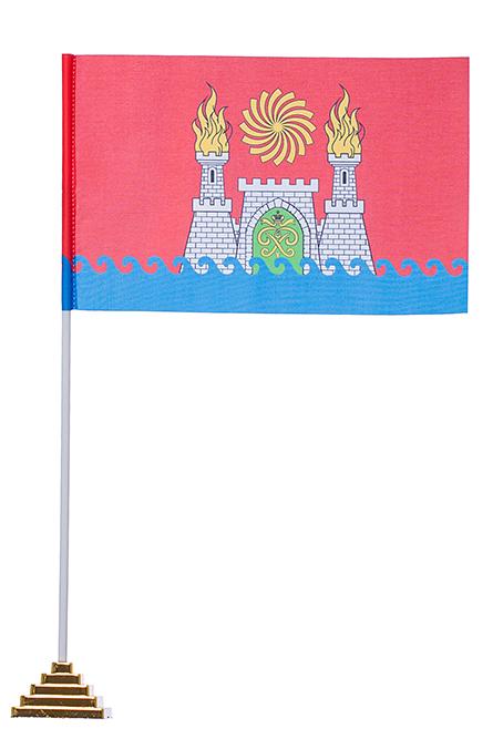 Настольный флаг Махачкалы