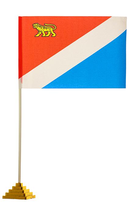 Настольный флаг Приморского края