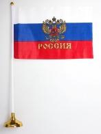 Настольный флаг России