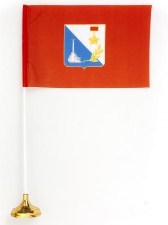 Настольный флаг Севастополя