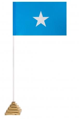 Настольный флаг Сомали