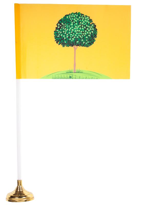 Настольный флажок Липецка
