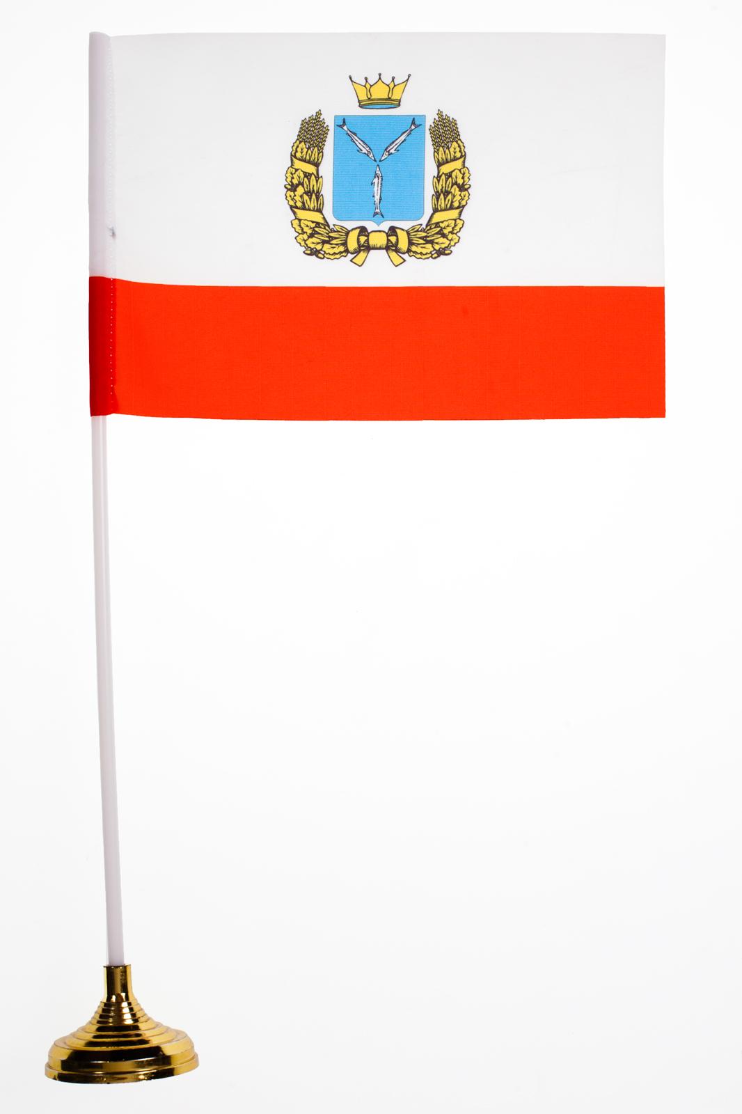 Настольный флажок Саратовской области