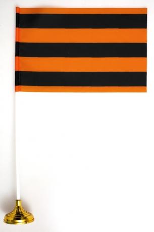 Настольный Георгиевский флаг