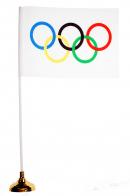 Олимпийский флажок