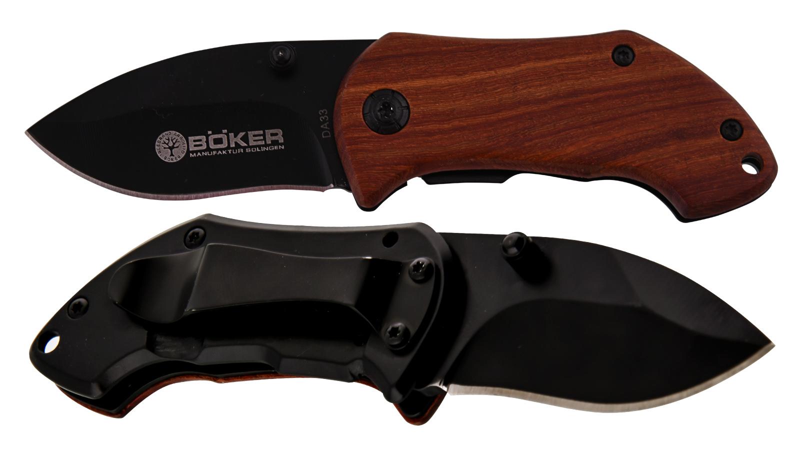 Складной нож Boker DA33 высокого качества