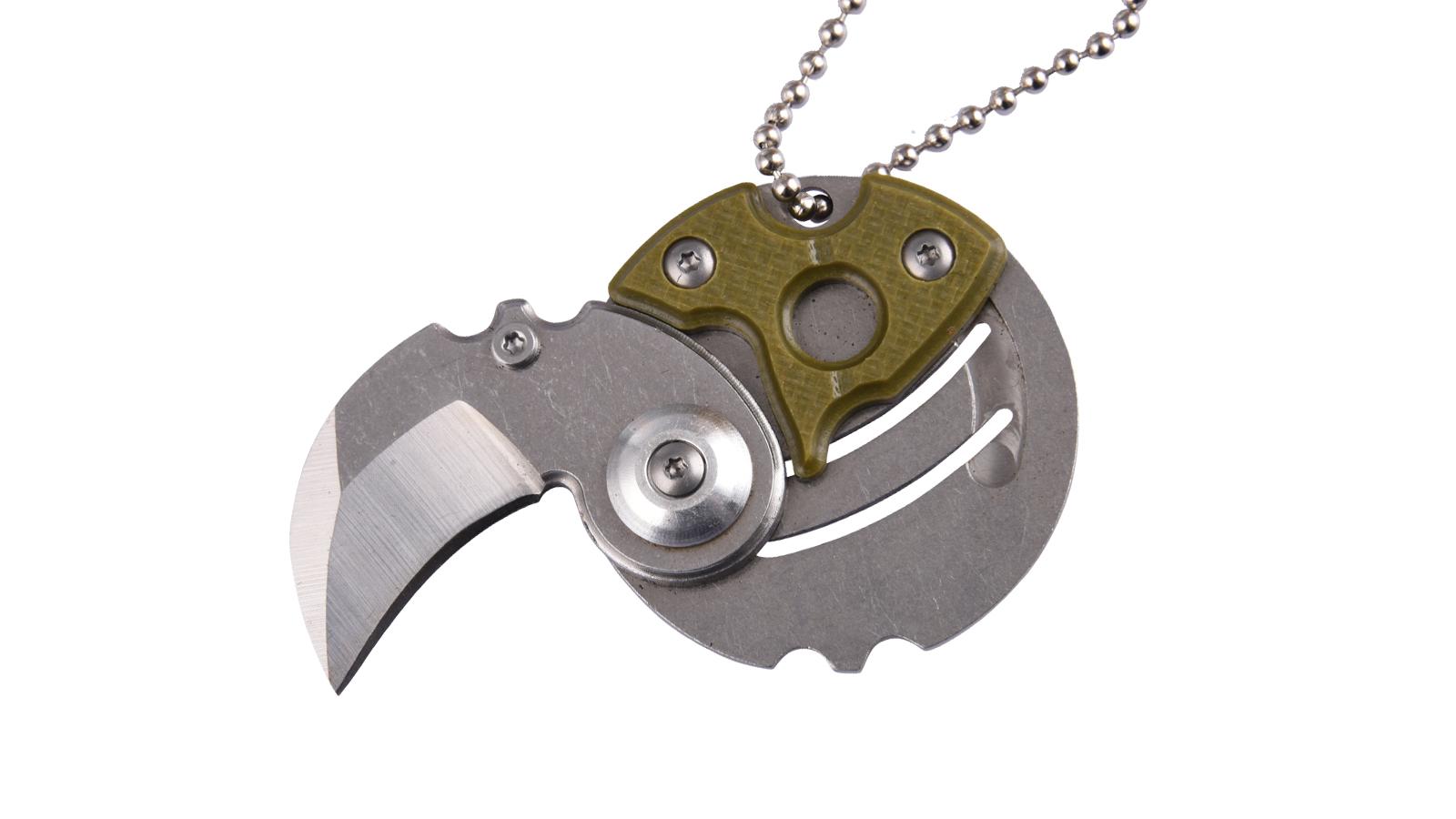 Заказать нож-брелок EDC NKOK406 в военторге Военпро
