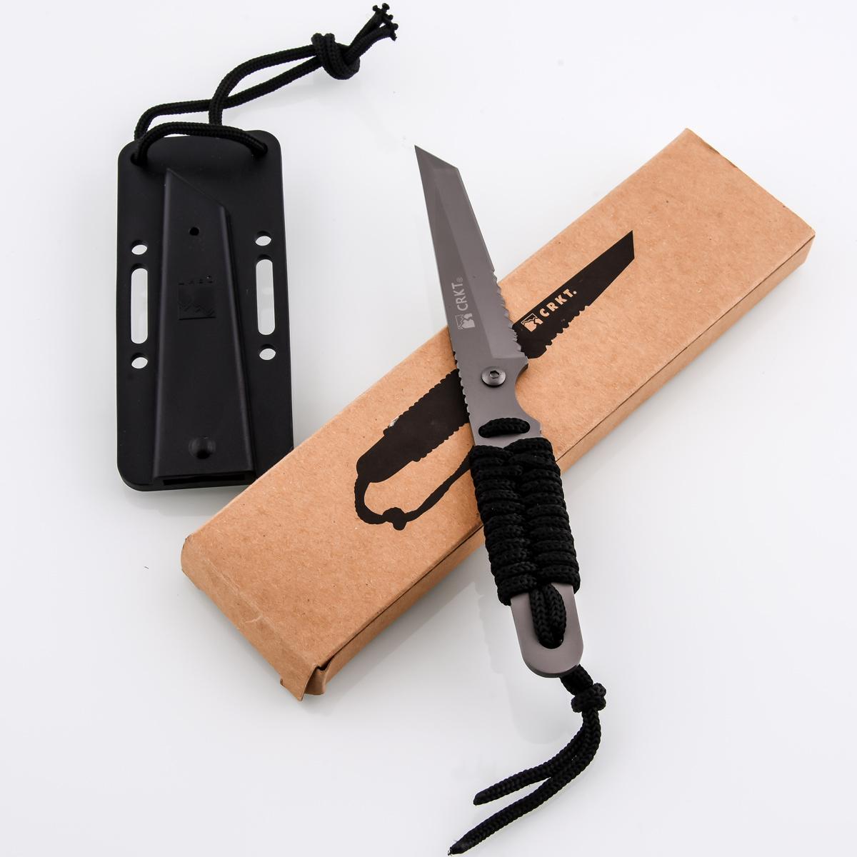 Нож CRKT Stiff K.I.S.S. высокого качества