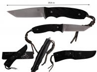 Нож Fox Fx-G85