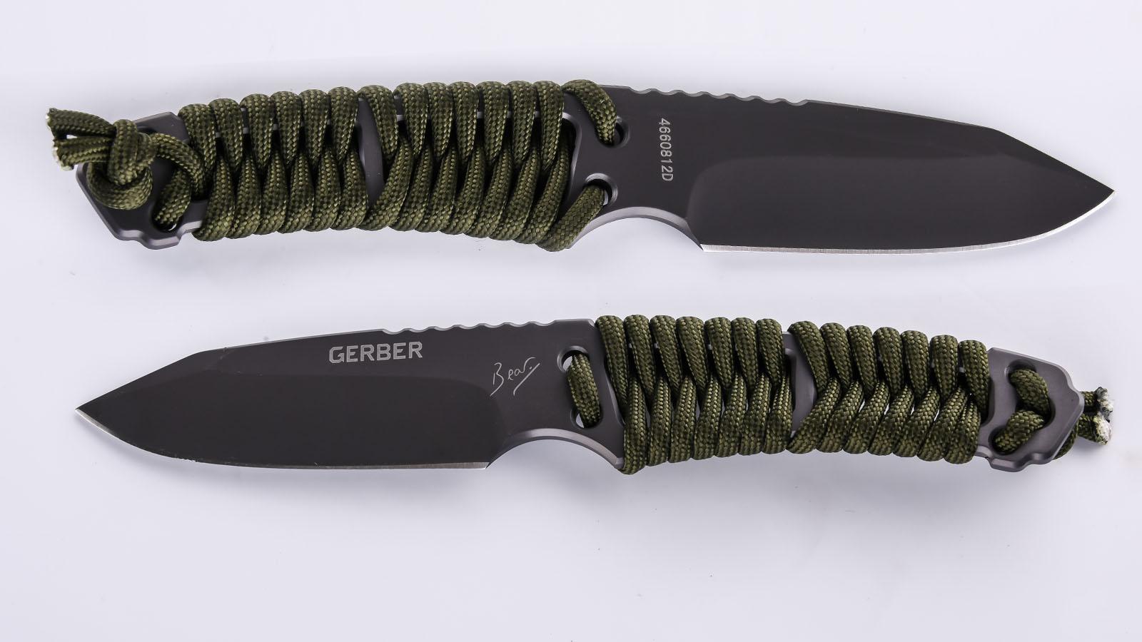 Нож Gerber Paracord Knife для выживания