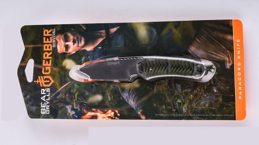 Нож Gerber Paracord Knife с доставкой в любом городе