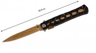Нож Ridge Runner 26S Stiletto Knife - купить с доставкой
