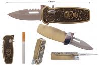 Нож с зажигалкой в рукоятке