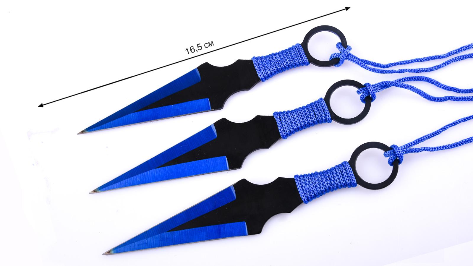 Ножи Kunai метательные по низкой цене