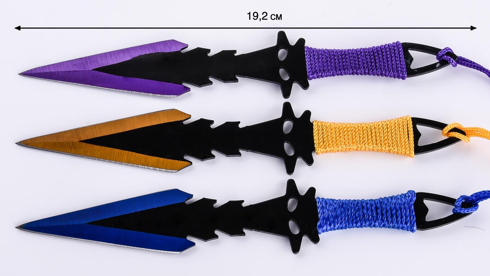 Купить ножи метательные Ниндзя