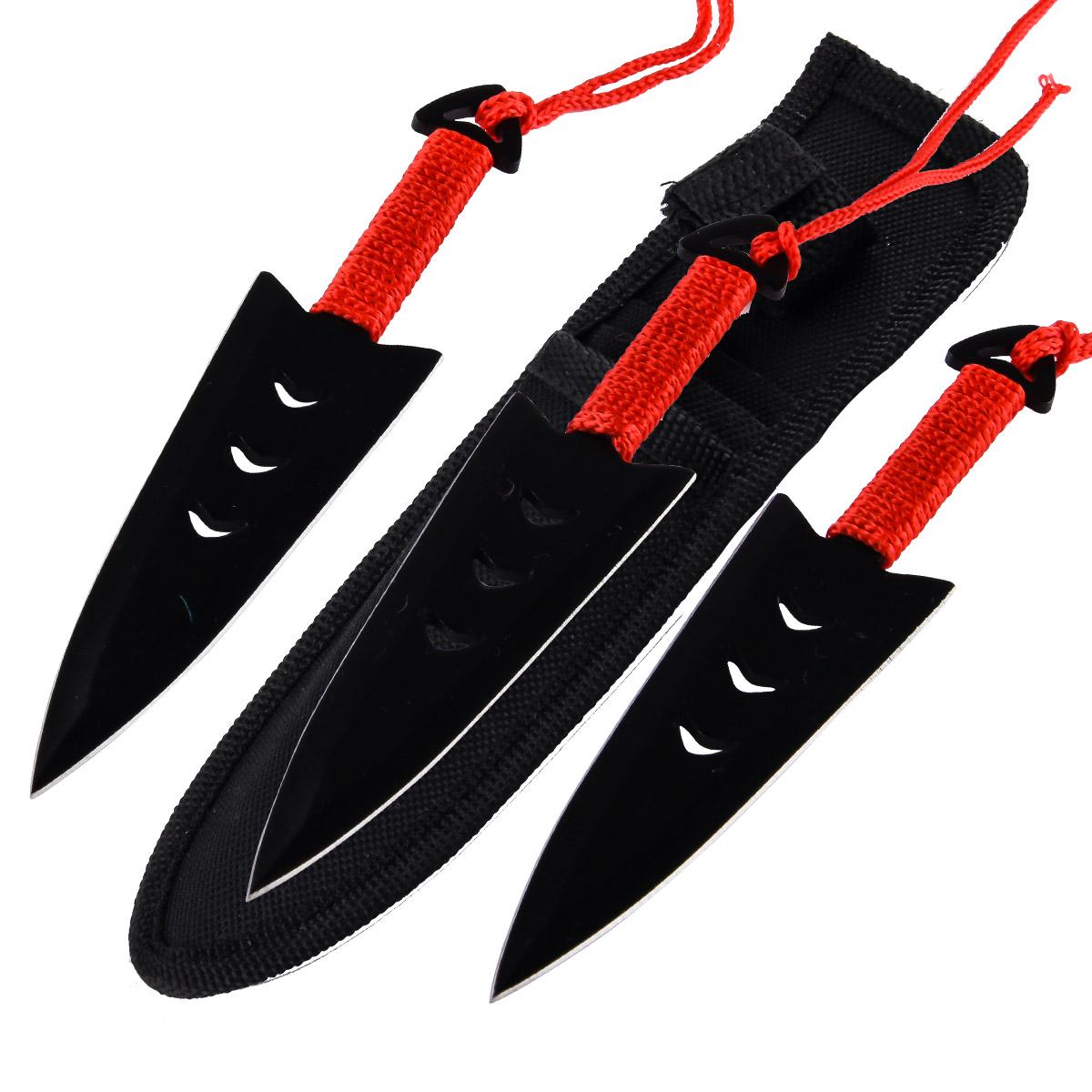 Ножи Perfect Point Black