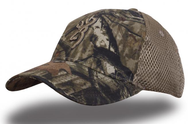 Охотничья кепка с сеткой Mossy Oak - купить в интернет-магазине с доставкой