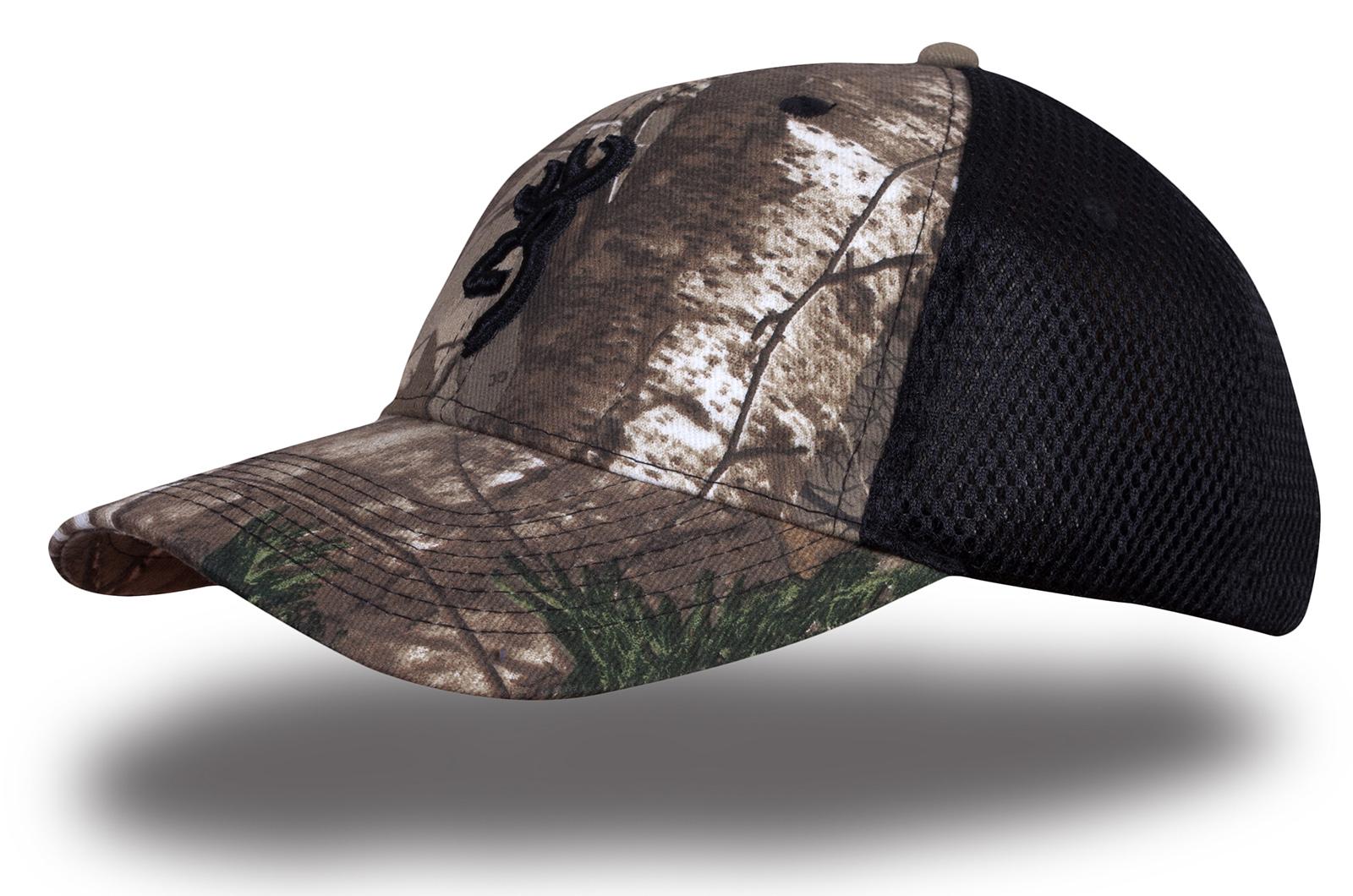 Охотничья кепка с сеткой - купить в интернет-магазине с доставкой