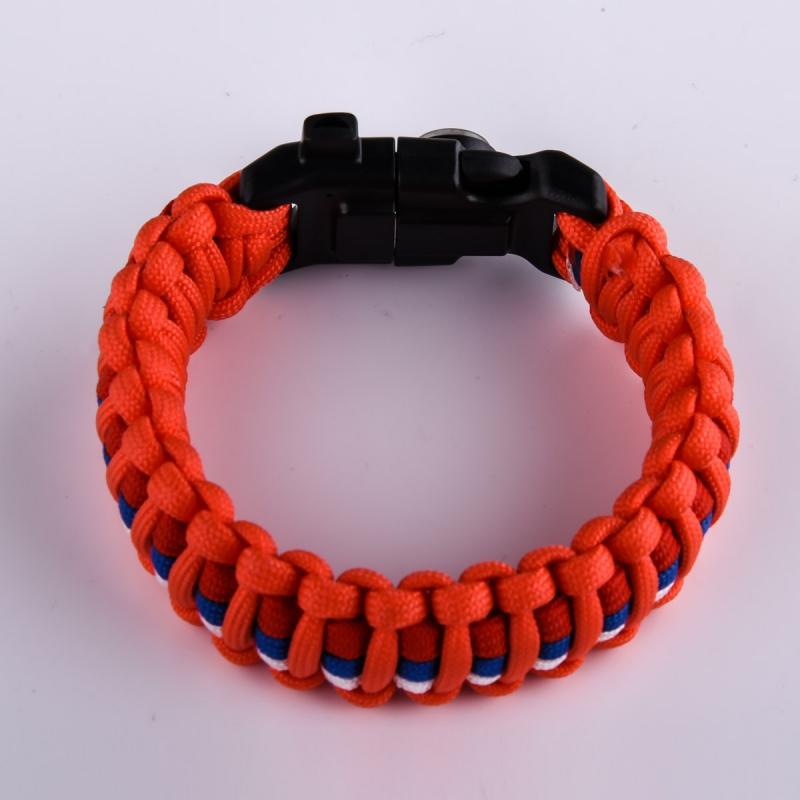 Заказывайте оранжевые браслеты оптом и в розницу в Военпро