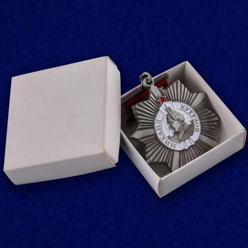 Заказать муляжи ордена Кутузова II степени с доставкой