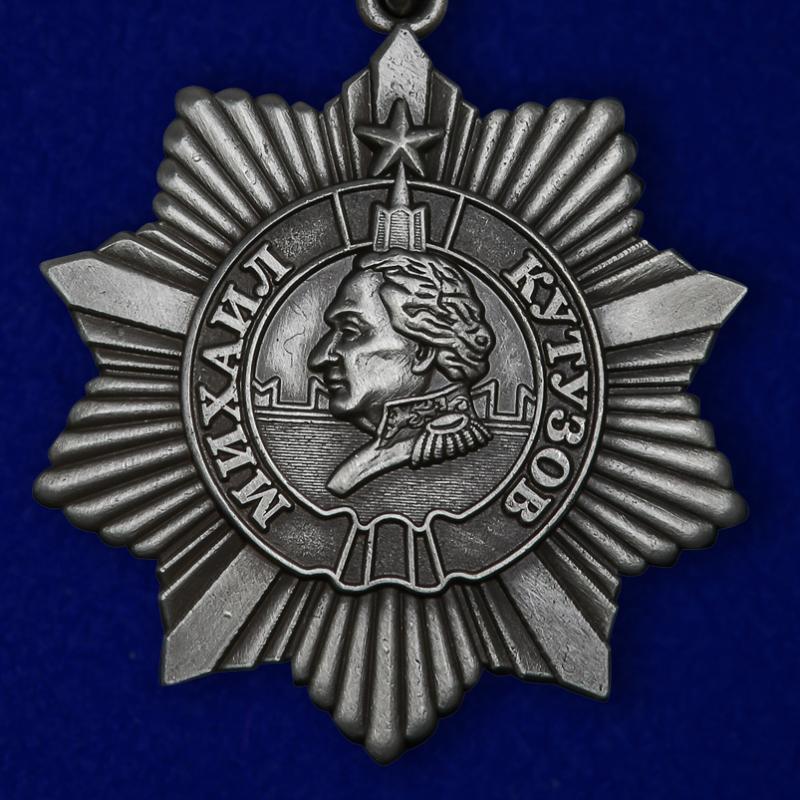 Заказать муляж Ордена Кутузова III степени на колодке