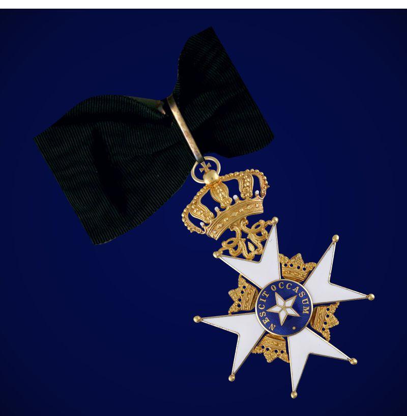 Орден Полярной звезды (Швеция)