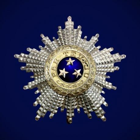 Орден Трёх звёзд