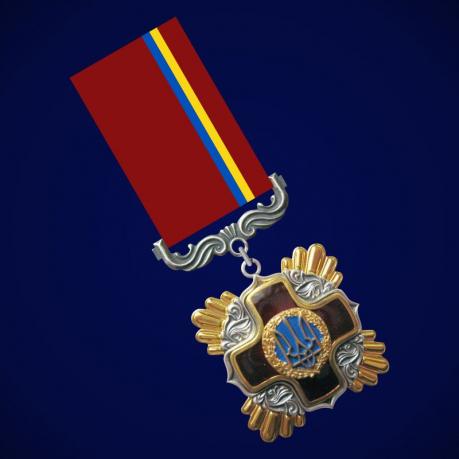 """Орден """"За заслуги"""" 2 степени (Украина)"""