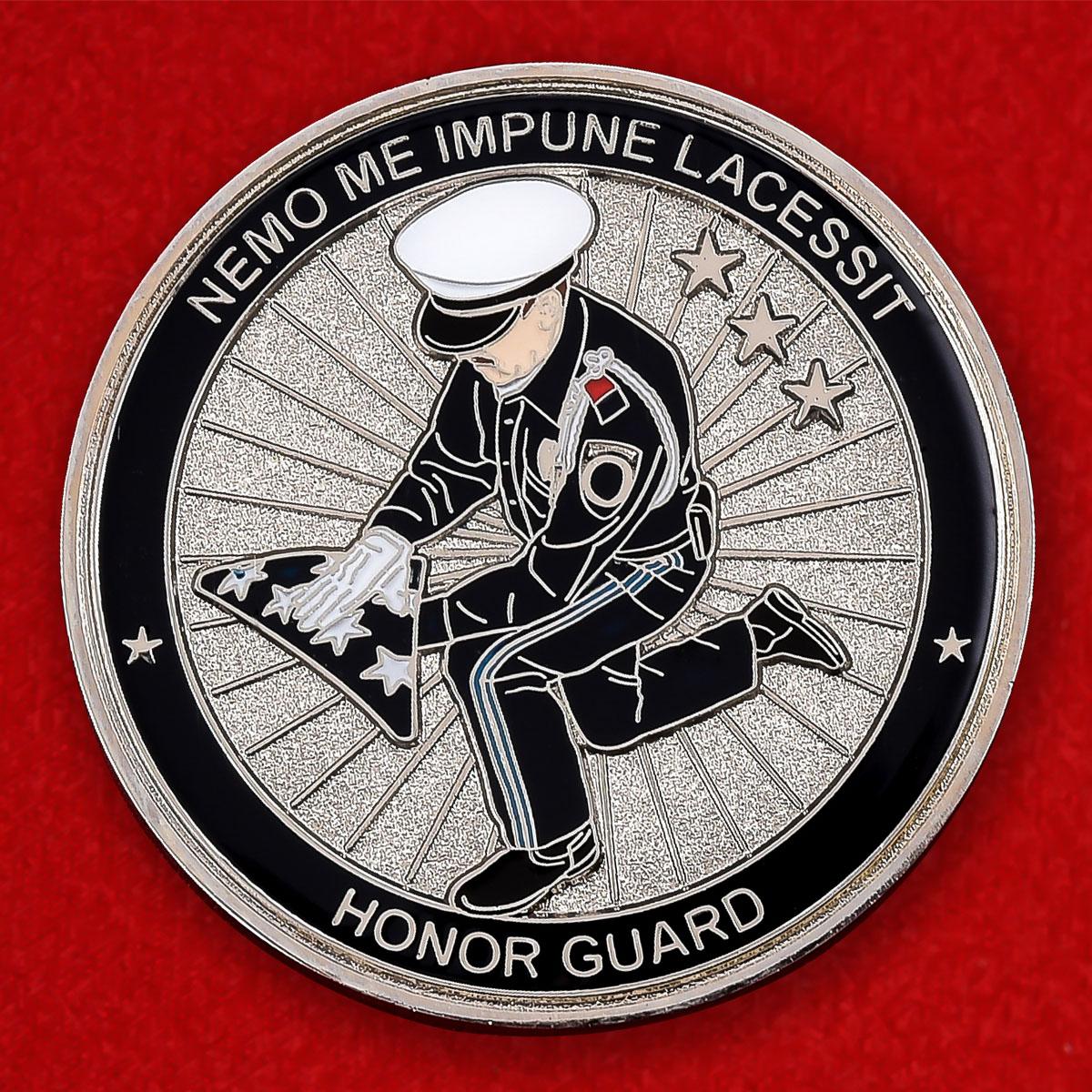 "Памятная монета США ""Департамент полиции Мидленда, Техас"""