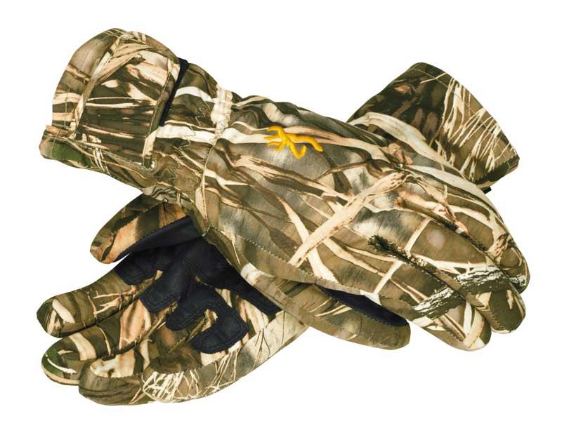 Выгодно купить перчатки камуфляжные зимние в военторге Военпро