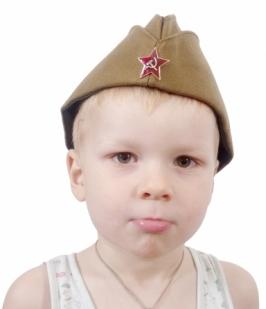 Пилотка СССР