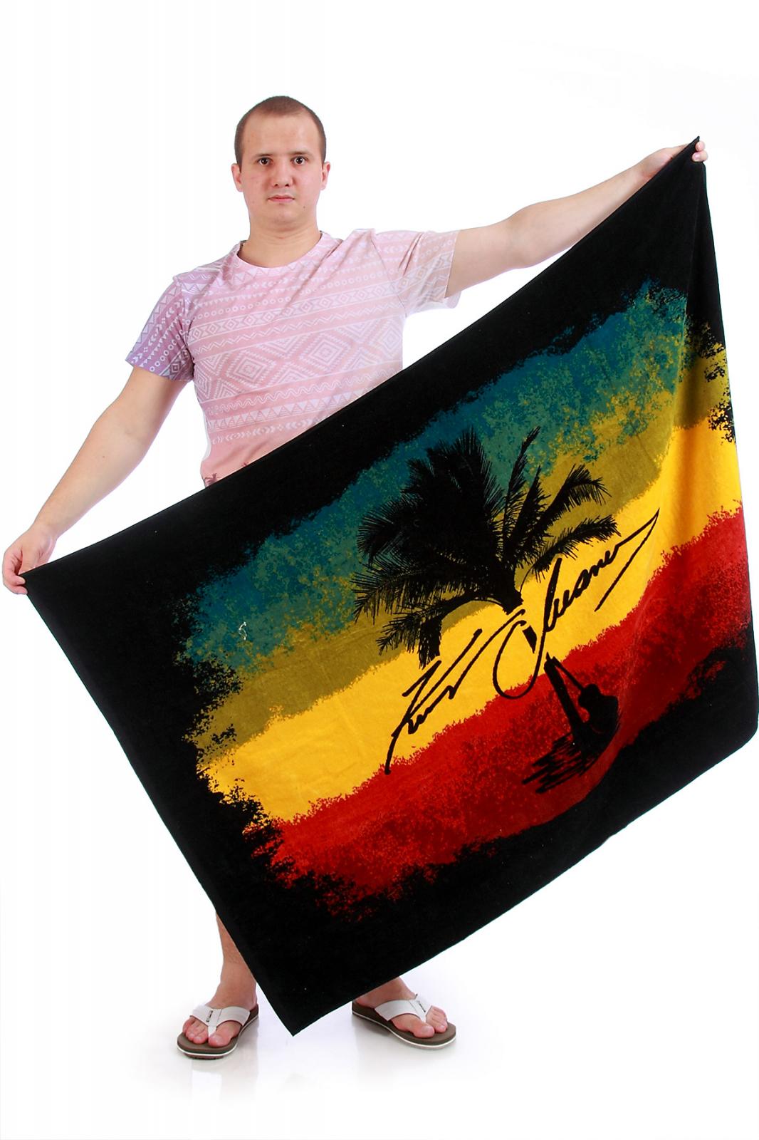 Пляжное полотенце - купить в интернет-магазине