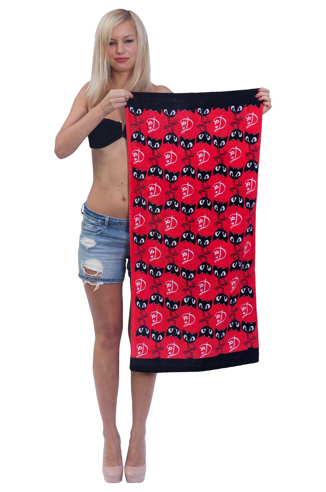 Пляжное полотенце Deluxe - купить в интернет-магазине