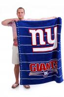 Пляжное полотенце NY Giants