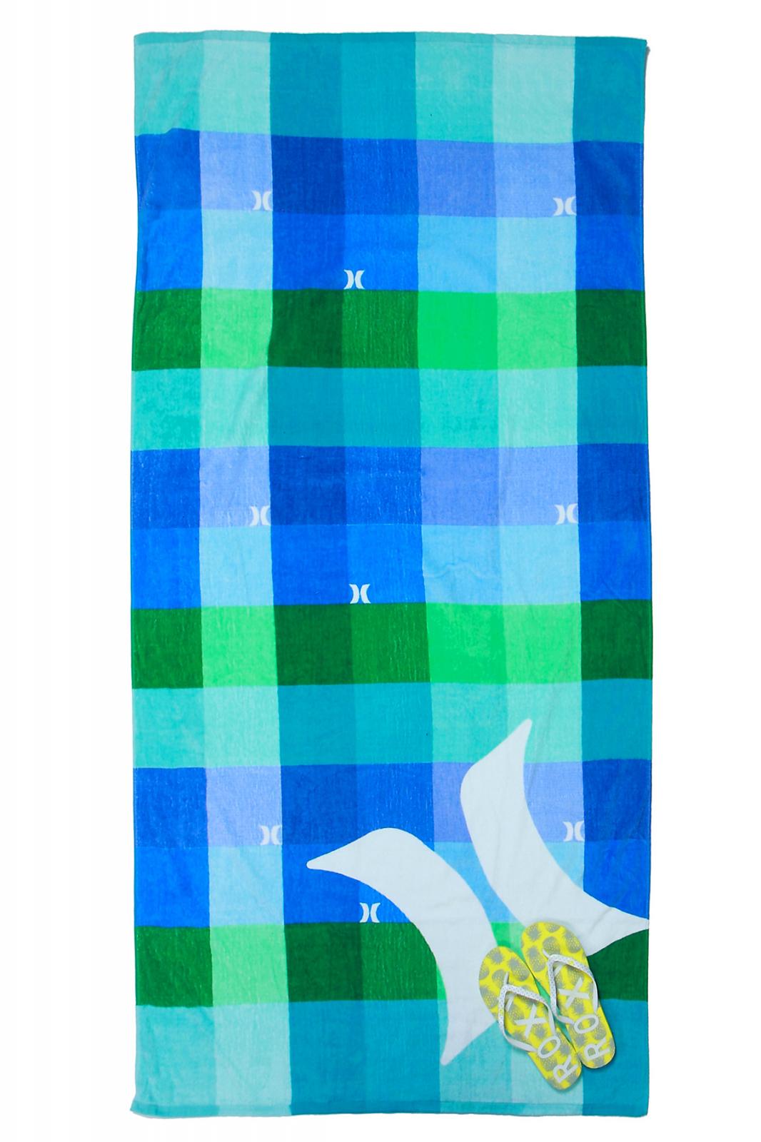 Пляжные полотенца Hurley оптом и в розницу выгодно и быстро